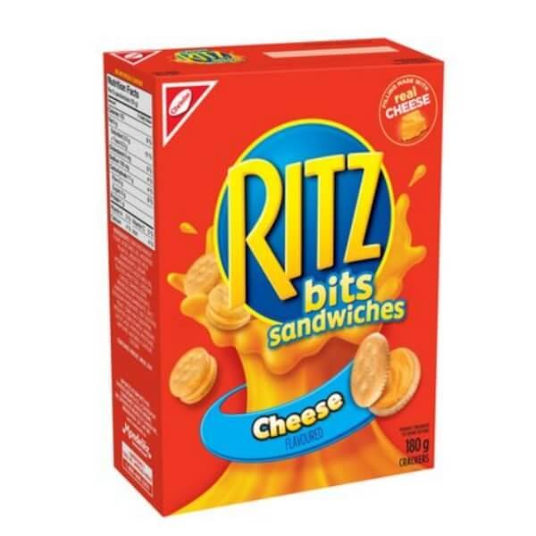 Ritz Bits Cheese Sandwich Crackers